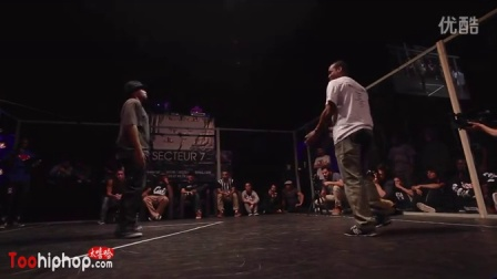 [太嘻哈toohiphop.com]Stockos Vs Franqey - Popping - Battle Ring 2015