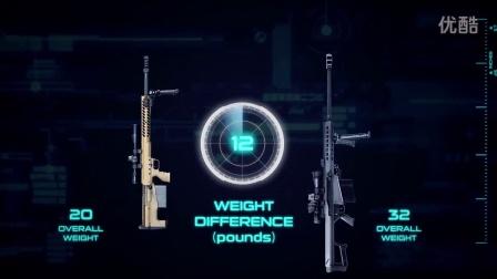 【枪械世界】-沙漠战术轻武器公司DT SRS系列狙击步枪