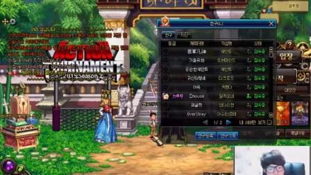 BJ对决:李哲明队 vs 金玄都队-1
