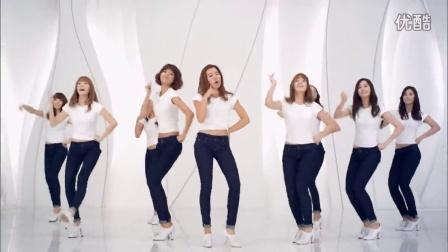少女时代 绝迹资源 GEE 舞蹈版MV 1080P 清晰到亮瞎