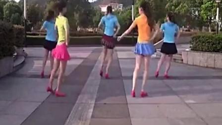 临盘立华广场舞小苹果 广场集体版