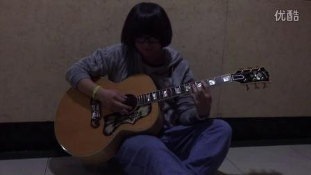 吉他谱 完美生活 C调吉他弹唱谱