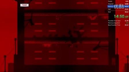 【RTA】超级肉肉哥 极限通关 Dark ending 35m37s