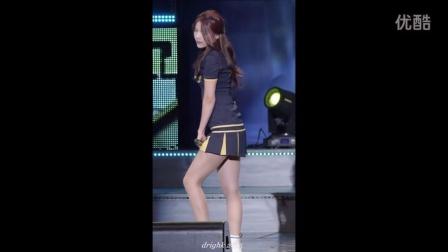 韩国美女组合饭拍视频 AOA 申惠晶 - Heart Attack 1