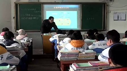 中学生物优质课教学展示