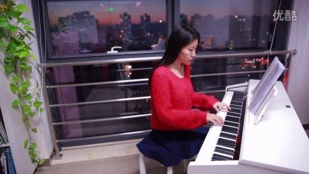 《一直很安静》钢琴版