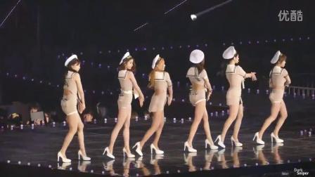 全是美腿 T-ARA全体热舞饭拍视频 - Nine Number 1510