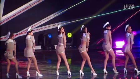韩女团热舞视频超清 T-ARA - 完全疯了 151031 亚洲青