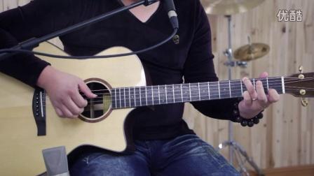 果木浪子吉他弹唱教学 我真的受伤了