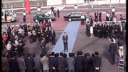 胡锦涛主席视察远洋渔业海外基地