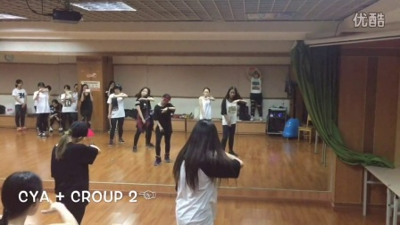 2015-10-24MV成品舞夜晚专攻班The Ark-Intro(swag)舞蹈模