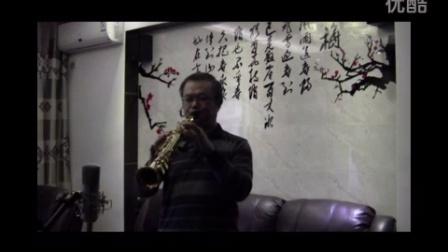 高音萨克斯吹奏让我听懂你的语言 老罗阿泽