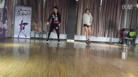 长沙炫舞星舞蹈工作室 双人舞 韩国MV成品舞展示