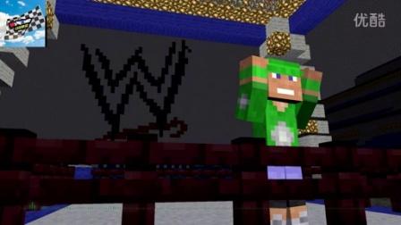 MC红石音乐-WWE摔角明星JohnCena(约翰.塞纳)...