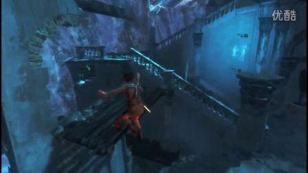 暗夜《古墓丽影:崛起》全流程视频攻略图片