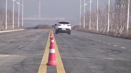 东南汽车博朗DX7试驾测试视频高清图片