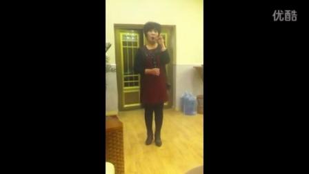 评剧白派票友穆桂娟演唱的评剧选段