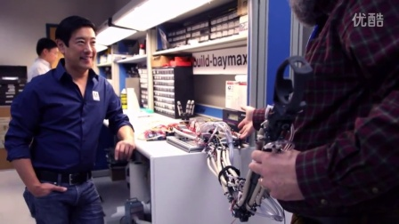 Build Baymax & Big Hero 6 Soft Robotics with Chris Atkeson and Grant Imahara