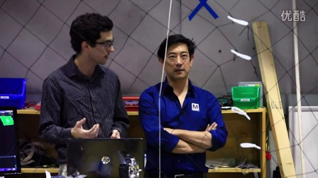 Field Robotics and  Motion Tracking with Grant Imahara and Eric Westman