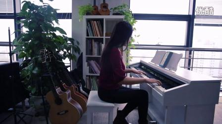 《月半小夜曲》钢琴版