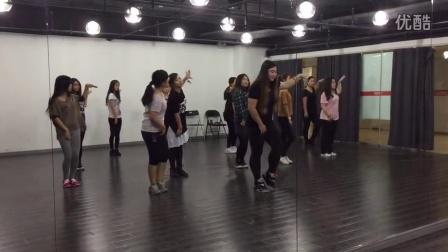 明翼舞蹈光启城店20151118周三18:30MV爵士安娜