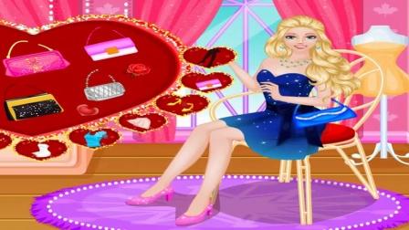 芭比的公主梦 芭比公主动画片大全中文版芭比约会装扮芭比之公主学校