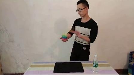 视频技巧学习_彩虹圈高手玩法实战演示教学培乌拉多恩讨教a视频图片