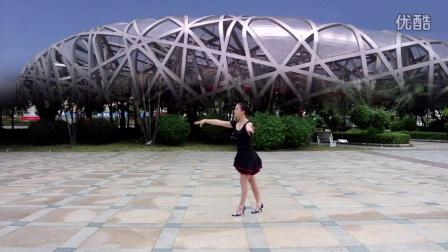 莲莲炫丽舞蹈队活力节拍 个人演示:开儿