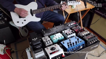 BOSS ES-8 Effects Switching System- A 101 demo-tour.