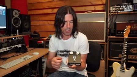 65 Amps Colour Boost pedal, demo by Pete Thorn