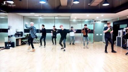 【风车·韩语】MADTOWN新曲《OMGT》舞蹈练习室