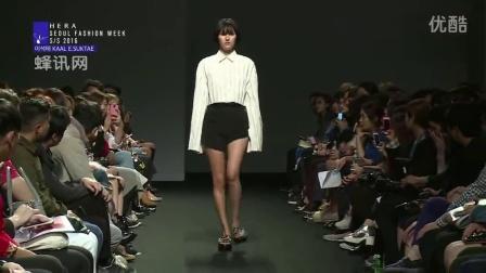2016春夏首尔男女时装周 KAAL E.SUKTAE