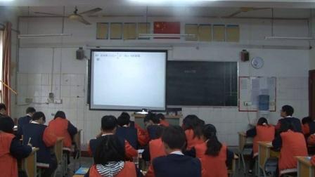 高中数学选修《函数的极值与导数》优课教学视频,重庆市,2014年部级优课入围视频
