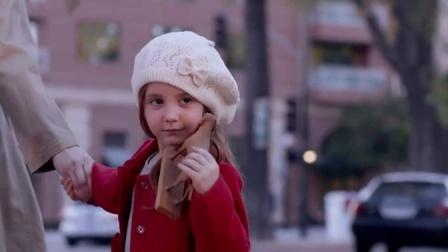 陌生人暖心互动广告《街头转角的那个人》