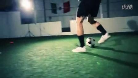 足球盘带训练1