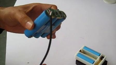3串锂电保护板接线,3节18650电池盒
