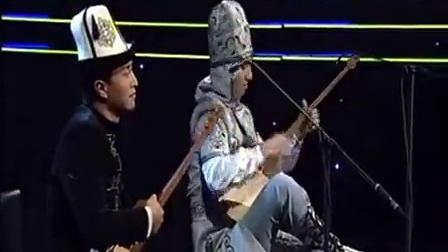 kyrgyz-komuz