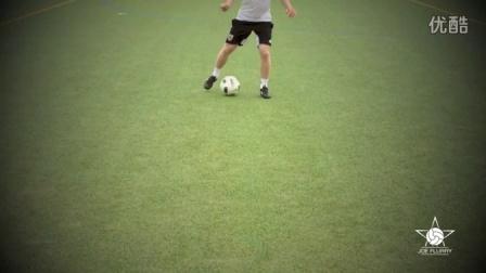 足球盘带训练2
