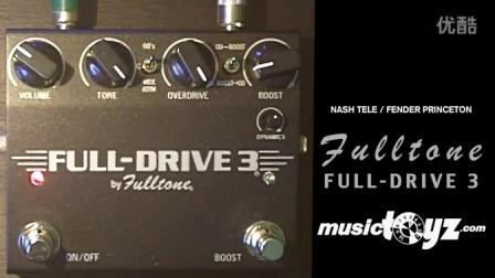 Fulltone Fulldrive 3 20th Anniversary LIMITED