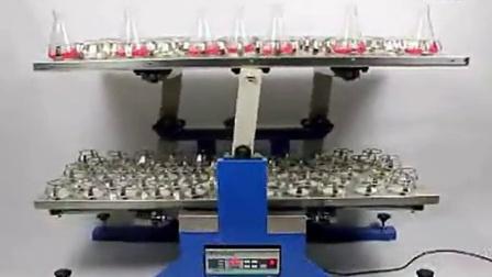 农业项目G05双层往复秋千式摇床适合制作液体菌种液体培养新型使用视频_标清食用菌shiyongjun