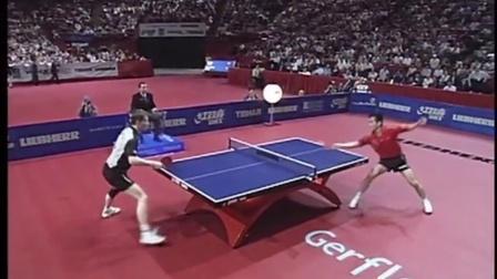03年巴黎世乒赛孔令辉vs施拉格乒乓球比赛视北京玩一次滑翔伞多少钱图片