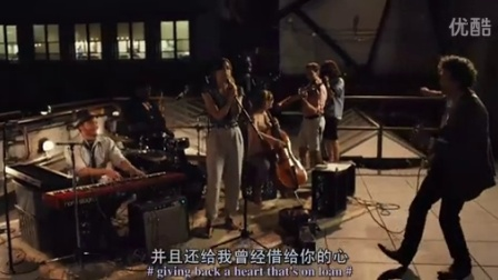 Tell Me If You Wanna Go Home 电影  Begin Again  片段 中