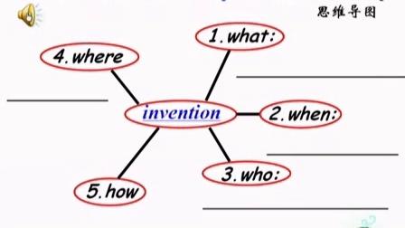 初中九年级英语When was it invented教学视频