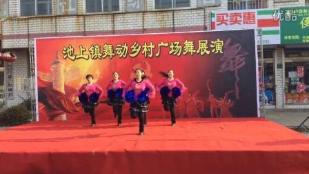 池上秀珍舞韵广场舞舞动中国