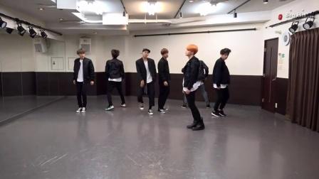 【风车·韩语】BTS防弹少年团《Run》舞蹈练习