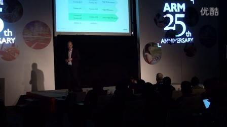 《2015 ARM年度技术论坛》 ARM产品主题演讲 (Dennis Laudick) 3-2