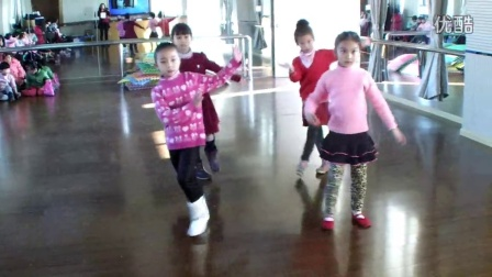 点击观看《水晶苹果广场舞 少儿舞蹈》