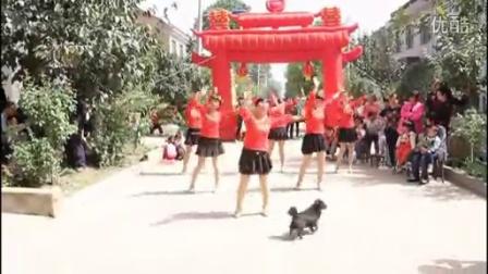 花儿朵朵广场舞正月十五闹花灯 (2)