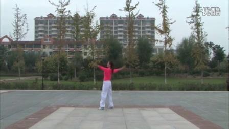 龙都舞动晨韵有氧健身操舞草原就是我的家乡原创附教学