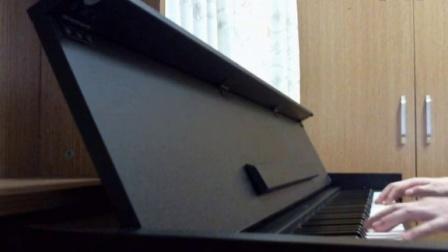 王菲《我愿意》钢琴曲演奏,C_tan8.com
